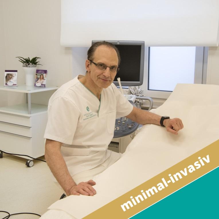 Minimal-invasive Behandlungen – was ist damit gemeint?